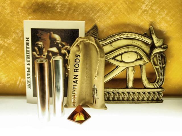 Жезлы египтян своими руками