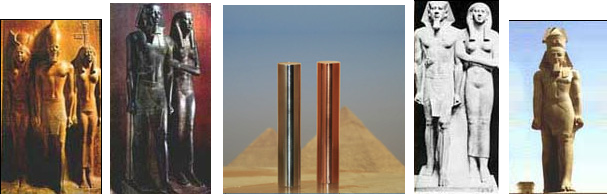 Цилиндры фараонов в древнем Египте