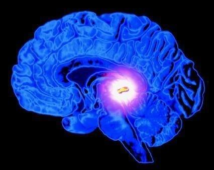 Влияние пьезоэлектрического эффекта на шишковидную железу Жезлами Египтян