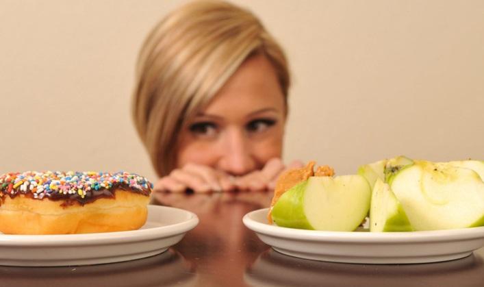 кожа лица, морщины и здоровая пища