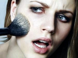 Очищение кожи от косметики