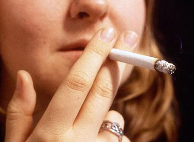 пагубное влияние курения на кожу