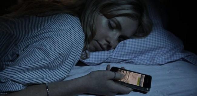 Сон с телефоном
